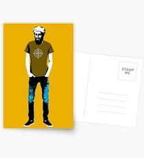 Hipster Bin Laden Postcards