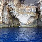 Exploring the coves around Gozo by Mark Chapman