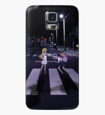 Monogatari – Mayoi and Shinobu crosswalk Case/Skin for Samsung Galaxy