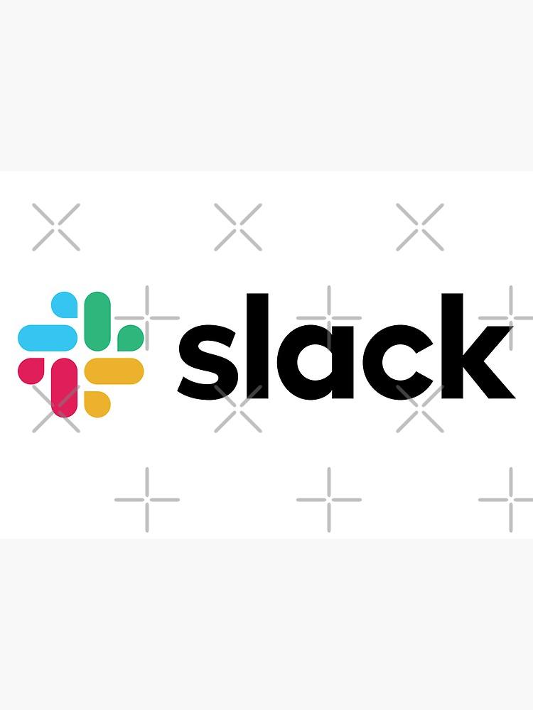 Slack new logo by stoorzender