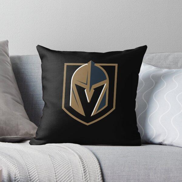vegas golden knight hockey team Throw Pillow