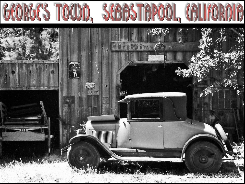 GEORGES TOWN CAR by SMOKEYDOGSOCKS