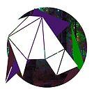 Origami Wald von Jess de Mol-Ware