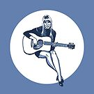 Joni Mitchell by Nathan Brenville