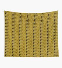 Black Power Third Culture Series Wall Tapestry