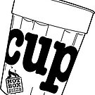 HotBox Cup-Black by HotBoxPizza