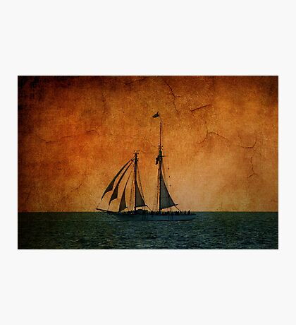 The America in Key West Photographic Print