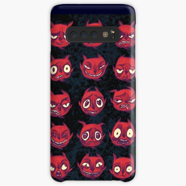 Moody (dark version) Samsung Galaxy Snap Case