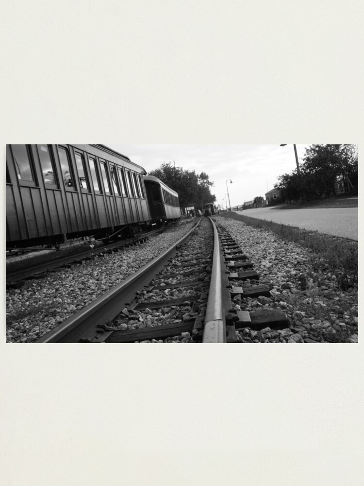 Alternate view of Eastern Promenade  Photographic Print