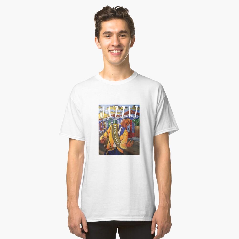 "JAZZIZ ""Redemption"" Classic T-Shirt"