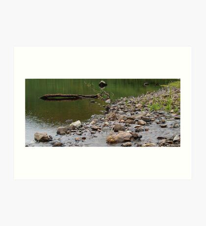 Loch Scammadale Art Print
