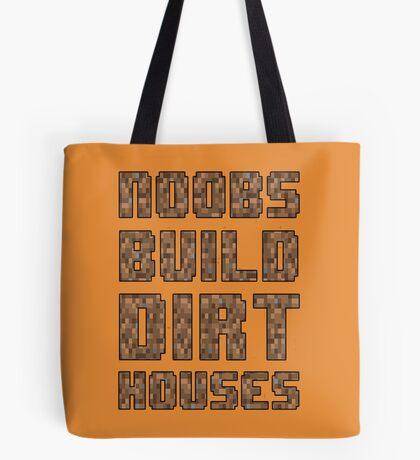 Mine craft noobs Tote Bag