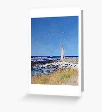 Port Fairy. A sea-change. Greeting Card