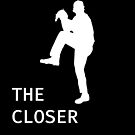 The Closer - Baseball Youth Kids Funny Sports T Shirt Gift  von greatshirts