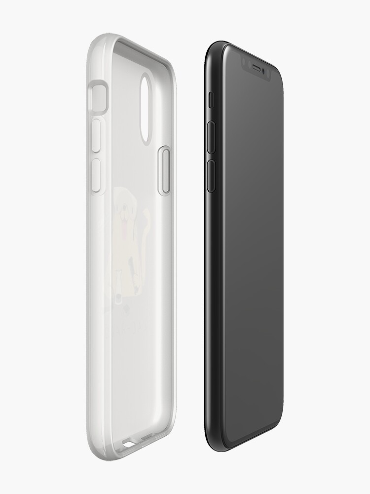 Alternate view of lab-rador iPhone Case & Cover