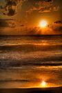 Vero Beach Sunrise by Bill Wetmore