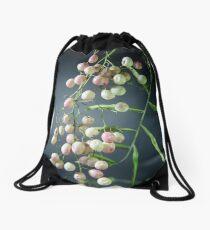 Peppercorn Pink Drawstring Bag
