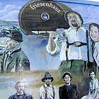 German Settlers in Texas - Beer festivities by Shiva77