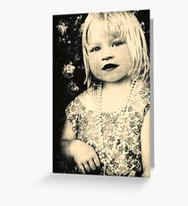 Savannah Lee Greeting Card