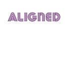 Aligned Typography  by mysticalberries