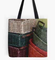 Bread Baskets Tote Bag
