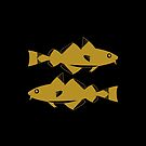 Pisces - Zodiac Symbols by ys-stephen