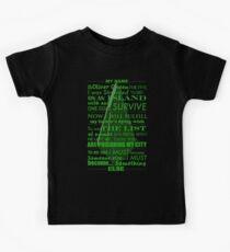 Öffnung Kinder T-Shirt