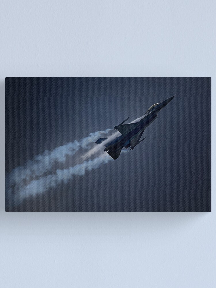 Alternate view of Through the Darkness Canvas Print