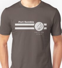 PKSC Classic Design (White) Unisex T-Shirt