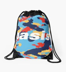 CamOasis Drawstring Bag