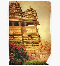 Khajuraho Poster