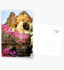 Khajuraho Postcards