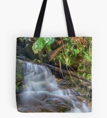The Valley of the Waters Tote Bag