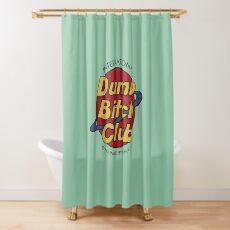 Dummkopf Club Duschvorhang