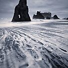 Ruby beach in the storm by Tomas Kaspar