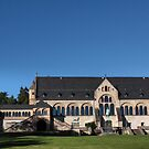 Kaiserpfalz in Goslar by Heike Nagel