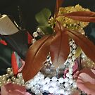 Beads, Leaves and Box Cutter by chrisuk