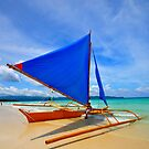 Colours of Boracay I by Denis Molodkin