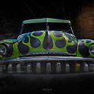 Mean Green by Hawley Designs