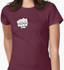 funk Women's Fitted T-Shirt