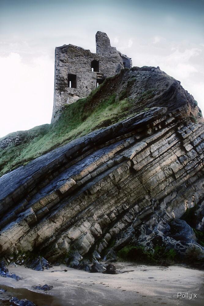 Ballybunion Castle by Polly x
