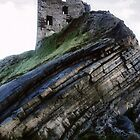 Ballybunion Castle by Polly x