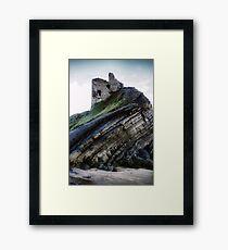 Ballybunion Castle Framed Print