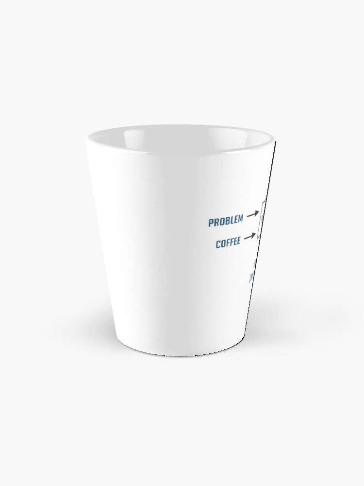 Alternate view of Engineering Sarcasm By-product Mug