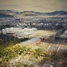 Himeji View II by Stephanie Jung