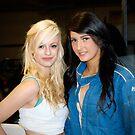 Vanessa & Jade 001 by Mark Snelling