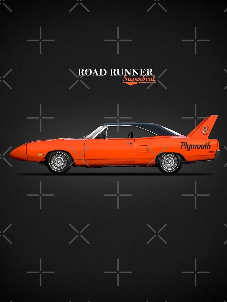 Der Road Runner Supervogel von rogue-design