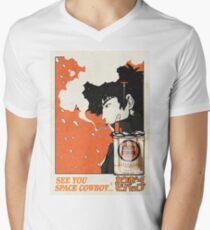 Cowboy Bebop V-Neck T-Shirt