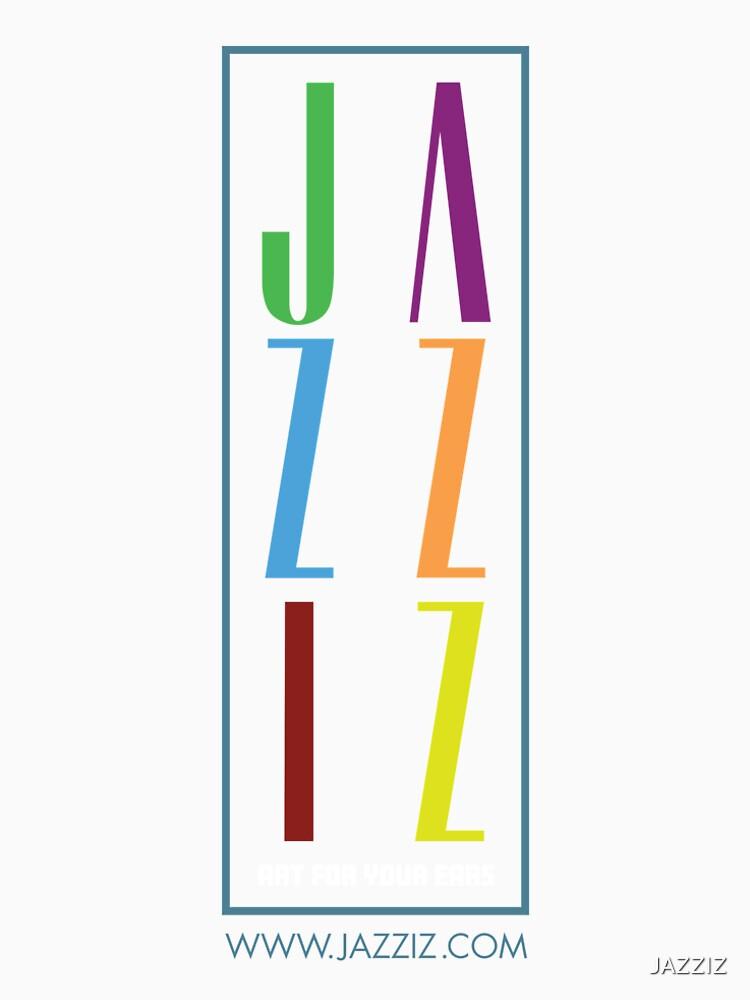 """JAZZIZ """"Stacked"""" by JAZZIZ"""