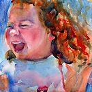 A Portrait A Day 7 - Kiera by Yevgenia Watts